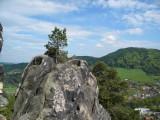 Rocky ridge ...