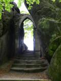 Gothic gate ..