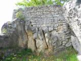 Vranov ruins..