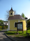 Chapel in the village ...