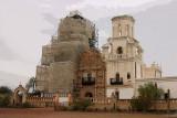 Restoration of San Xavier del Bac Mission