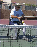 Rolling Chair Pickleball