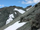 Traverse Towards Summit