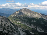 Lake Chelan-Sawtooth Wilderness - Oval Peak