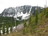 Salmo Priest Wilderness - Gypsy Peak