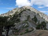 CALIFORNIA - SHEEP MOUNTAIN WILDERNESS - MOUNT SAN ANTONIO