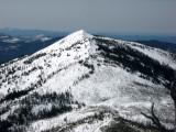Sherman Peak from Snow Peak