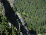 Tarns and Rock Ridge