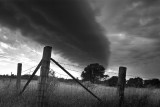 Sweeping storm