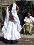 2008_07_13 South American Dancer at Strathcona Art Walk