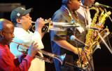 2009_06_22 Dirty Dozen Brass Band at Jack Singer Concert Hall