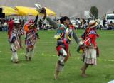 2010_02_21 festival de Danzas Folkloricas a Estadio Municipal de Tiabaya