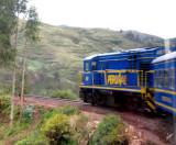 2008 Peru: Cusco Train to Machu Picchu