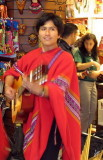 2008 Peru Musicians at Airport