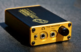RSA headphone amp/usb dac. Excellent high end sound.