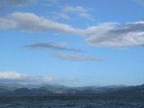 View back to Coffs Harbour