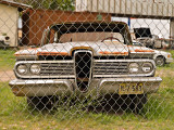 The Edsel. Produced in the 1958, 59, and 60 model years by Ford.