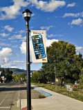 The  town of Chama, NM