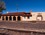 The Winslow, AZ Train Depot