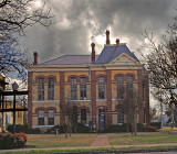 Bastrop County TX Historic Jail ( circa 1881)