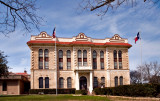 Robertson County Courthouse, Franklin, TX