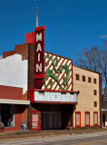 The Main Theater in Nacogdoches, TX
