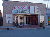 The Old Plaza Theater in Canton, TX.