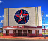 Art deco movie theaters