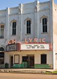 The Lyric Theater, Flatonia, TX