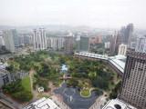 View from Sky Bridge