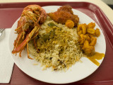 Nasi Kandar Red Chicken Curry