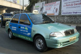 Air Conditioned Taxi