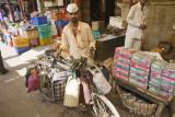 Dabbawala - Mumbai lunchbox delivery person