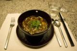 Hot & Sour Seafood Soup @ San-Qi
