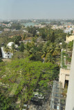View of Ulsoor Lake from Ista Hotel