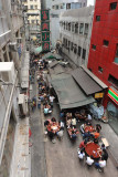 HK Al fresco dining