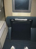 Cathay Pacific Business - Legroom