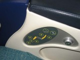 Cathay Pacific Business - Controls
