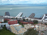 Atop Coit Tower