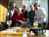 AUSLUG: Amiet, Firkin,Hopkinson,Viiret,Deveney (photo Helen Myall)
