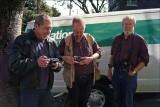 Chris Cameron, Tom Abrahamsson, Ed Schwarzreich (photo by Alex Shishin)