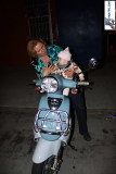 SF Scooter Girls 5th Anniverary Party - 5/29/09