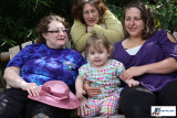 The Aunties Saturday Garden Party  w/ The Boo -  4/17/10