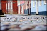 Down amongst the cobbles