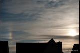 Mock Sun in the Sky