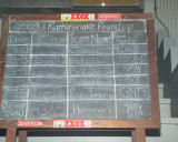 Snake Tote Board Talley