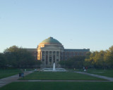 SMU where George's Presidential Library is to be built, about 3 blocks to the east.