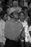 Lazarus - MC of Gordon Parks Celebration of MLK Birthday-2005