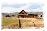 Old Farmhouse - Utah