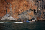 Phi-Phi Leh: Limestone Rock and Long-tail Boat